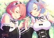 RE:Zero - Rem & Ram